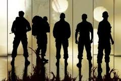 5 SOLDIERS, The Body is the Frontline
