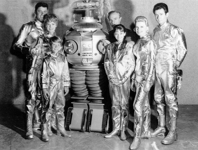 Lost in Space Family 1965