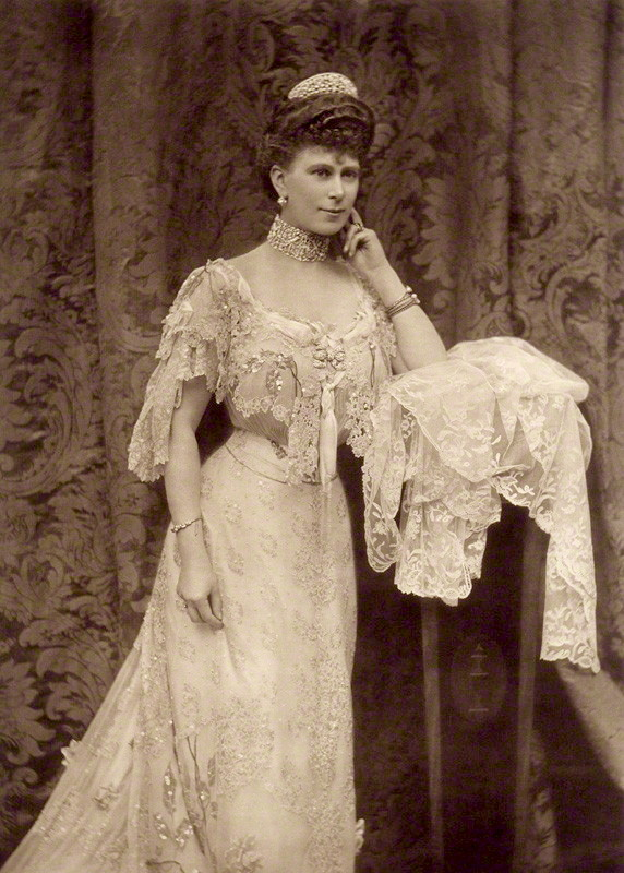 Queen Mary of the United Kingdom, Maria von Teck, by Alice Highes
